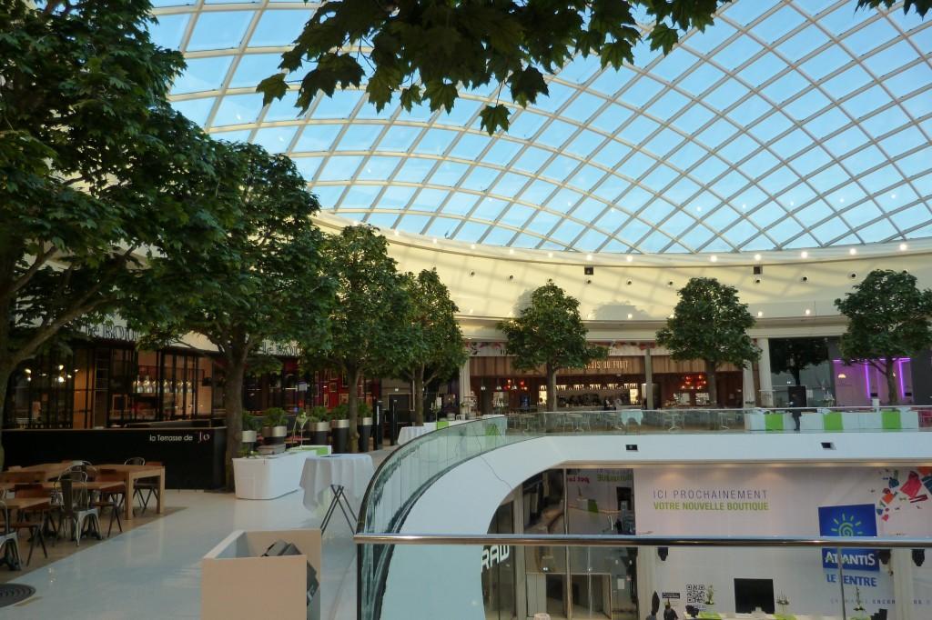Centre commercial E. Leclerc Atlantis à Nantes