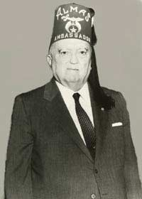 J Edgar Hoover - Shriner