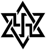 Raelian hexagram
