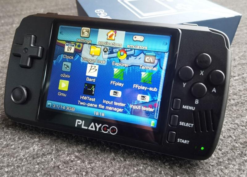 PlayGo Handheld