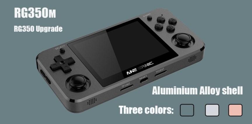 rg350m three colours