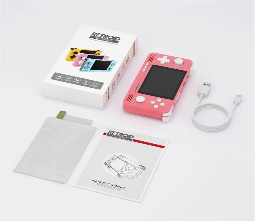 Retroid Pocket 2 Retail Package