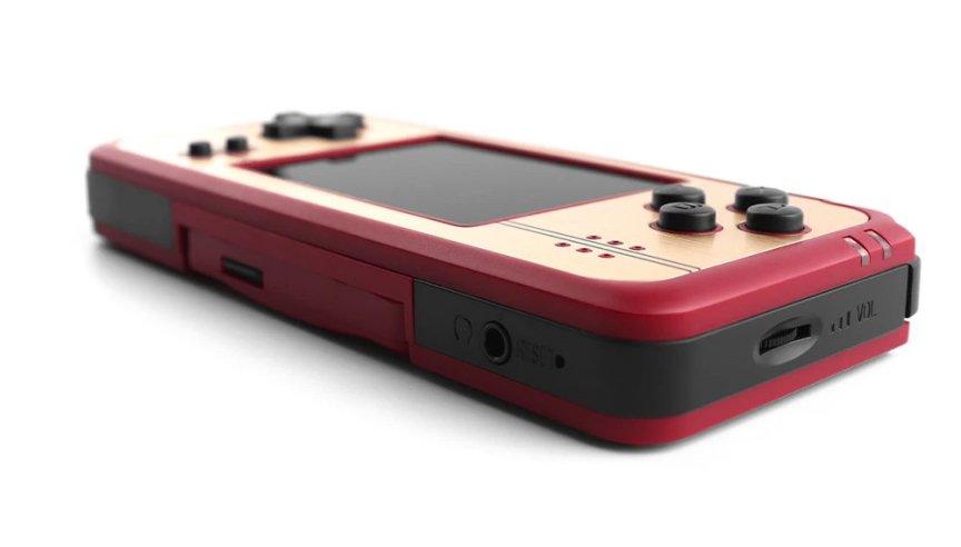 Revo K101+ Famicom Style GBA Handheld
