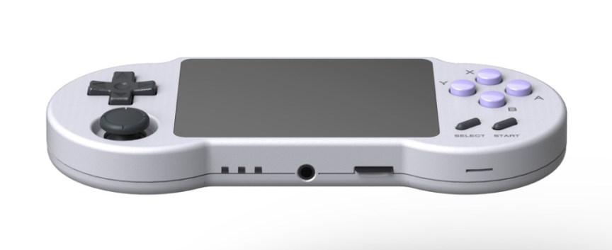 PocketGo S30 MicroSD card