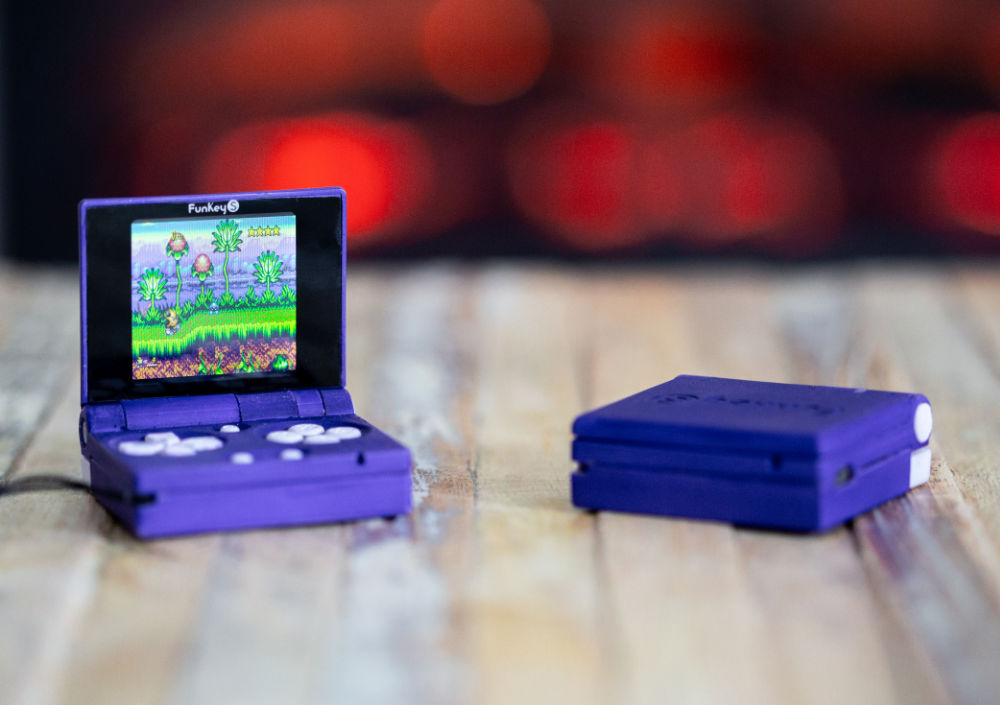 Funkey S Retro Gaming Handheld