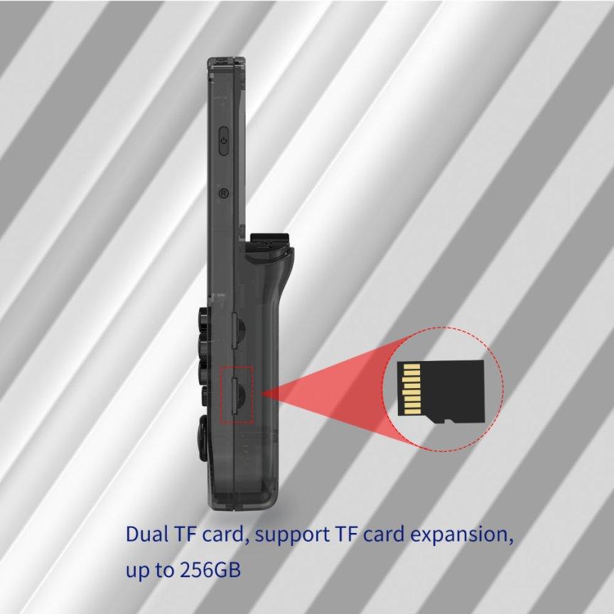 RG351V DUAL MICROSD SLOT