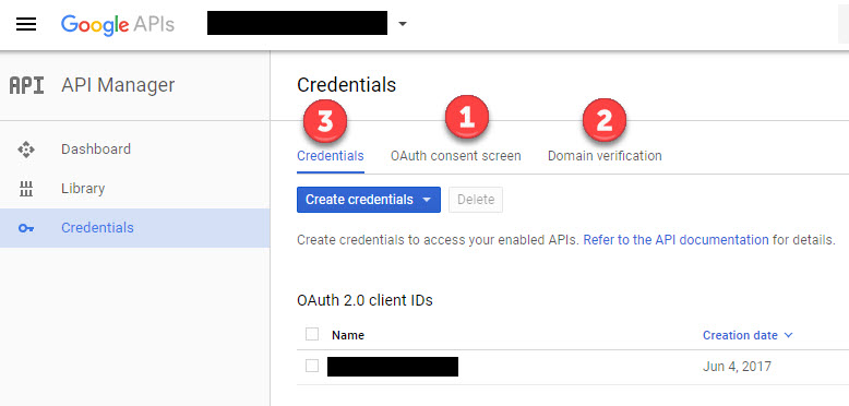 Google Analytics Post Pageviews – Google OAuth 2