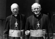 Pope John Paul II and Cardinal Stefan Wyszynsk
