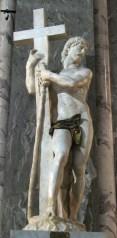 Cristo de Minerva de Miguel Angel 1521
