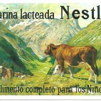 •Harina lacteada Nestlé – P1.