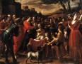 Resurrección del hijo de la viuda de Naín por Mario Minniti1