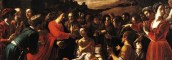 Resurrección del hijo de la viuda de Naín por Mario Minniti3