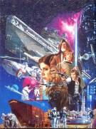 Ohrai Noriyoshi - Star Wars ep4-cartel1