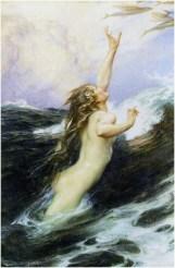 Herbert_James_Draper-Flying_Fish-1910