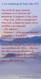 Las enseñanzas de Fray León nº17