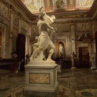 •El rapto de Proserpina, de Bernini.