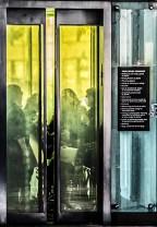 Color Photography: Elevator - Highline