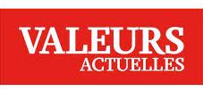 valeurs actuelles logo