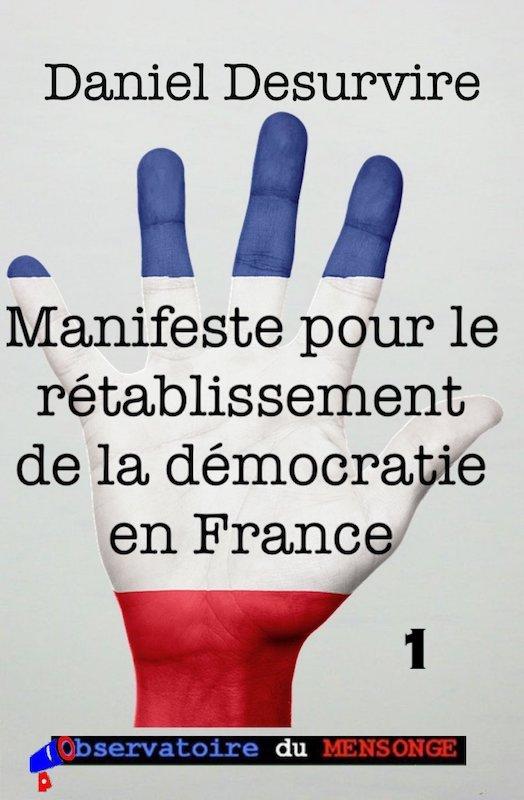 Manifeste pour le rétablissement de la démocratie en France