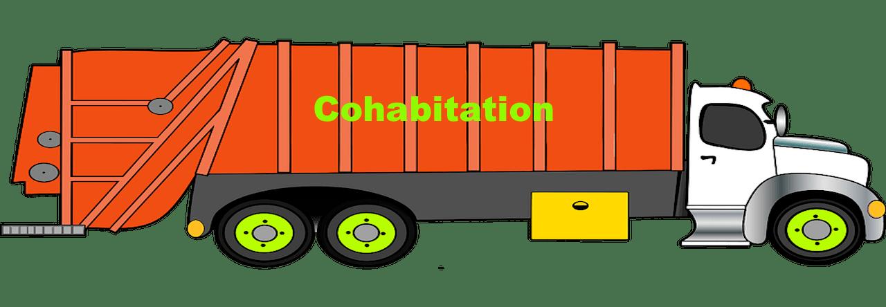 Cohabitation non non non!