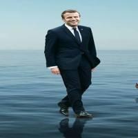 Comment Saint-Macron ne lévite pas encore ?