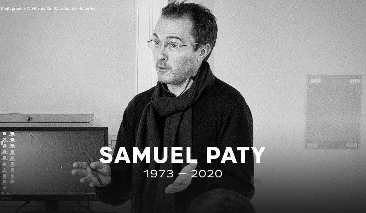 Communiqué de presse : Assassinat de Samuel Paty