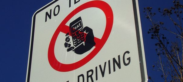 No texting
