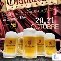 Feria de la Cerveza Artesanal en Colmenar Viejo