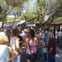 Día de Mercado en la Cámara Agraria de la Comunidad de Madrid
