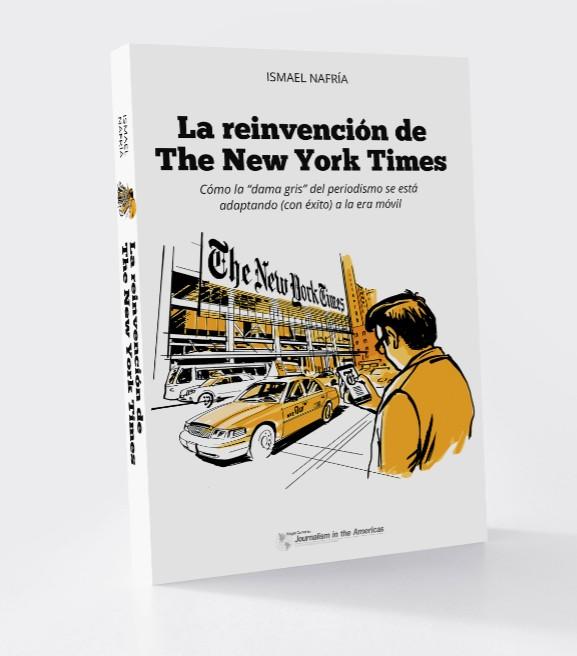 Cubierta de la obre sobre el The New York Times