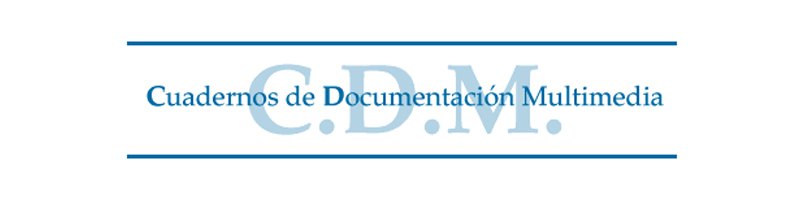 Cuadernos de Documentación Multimedia