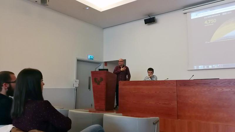 Mario Pérez-Montoro (Universitat de Barcelona)