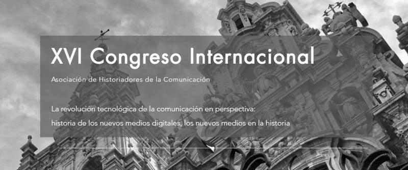 Congreso de Historiadores de la Comunicación