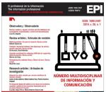 Número multidisciplinar de Información y Comunicación. El Profesional de la Información V28, N1, 2019