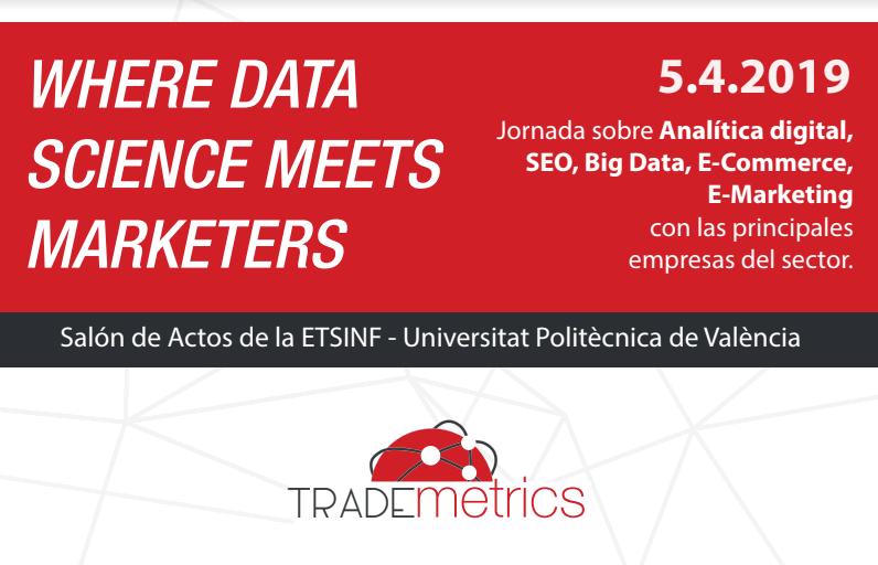 Afiche conferencia TradeMetrics