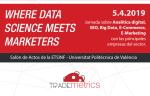 Conferencia Digital Metrics Market – Valencia, 5 de abril de 2019