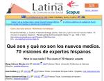 Qué son y qué no son los nuevos medios. 70 visiones de expertos hispanos [reseña]