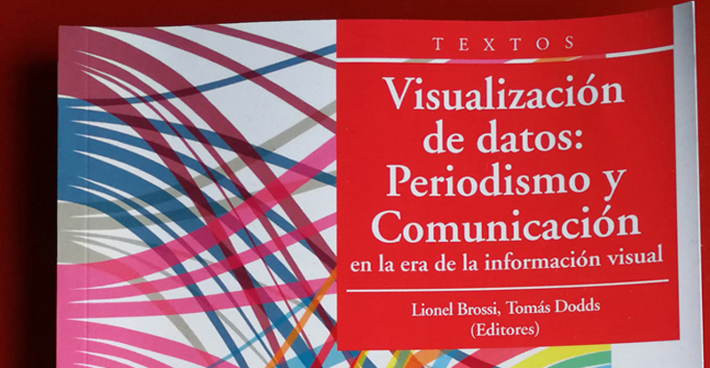 Portada libro sobre visualización de datos