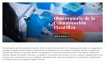 Observatorio de la Comunicación Científica | OCC