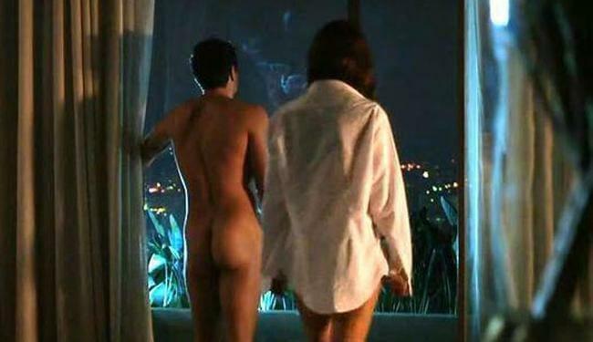 Rodrigo Lombardi shows off his butt in Secret Truths