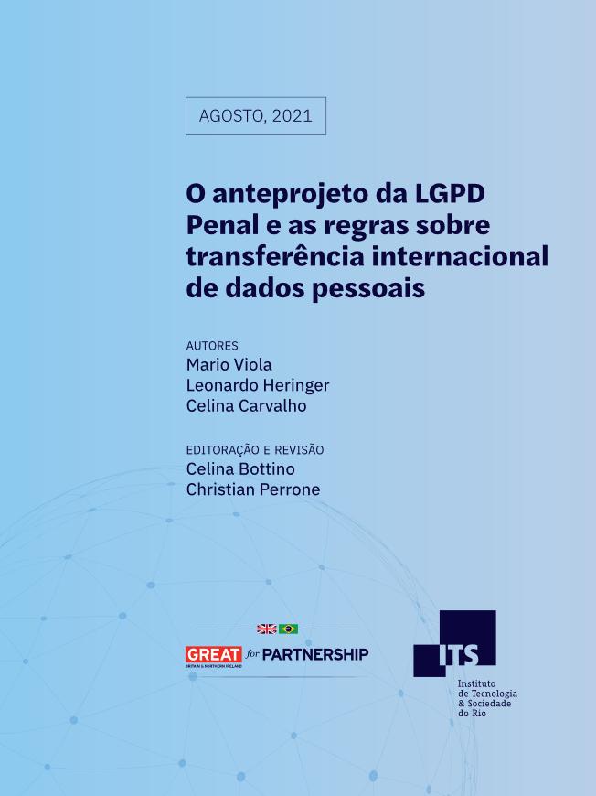 O anteprojeto da LGPD Penal e as regras sobre transferência internacional de dados pessoais