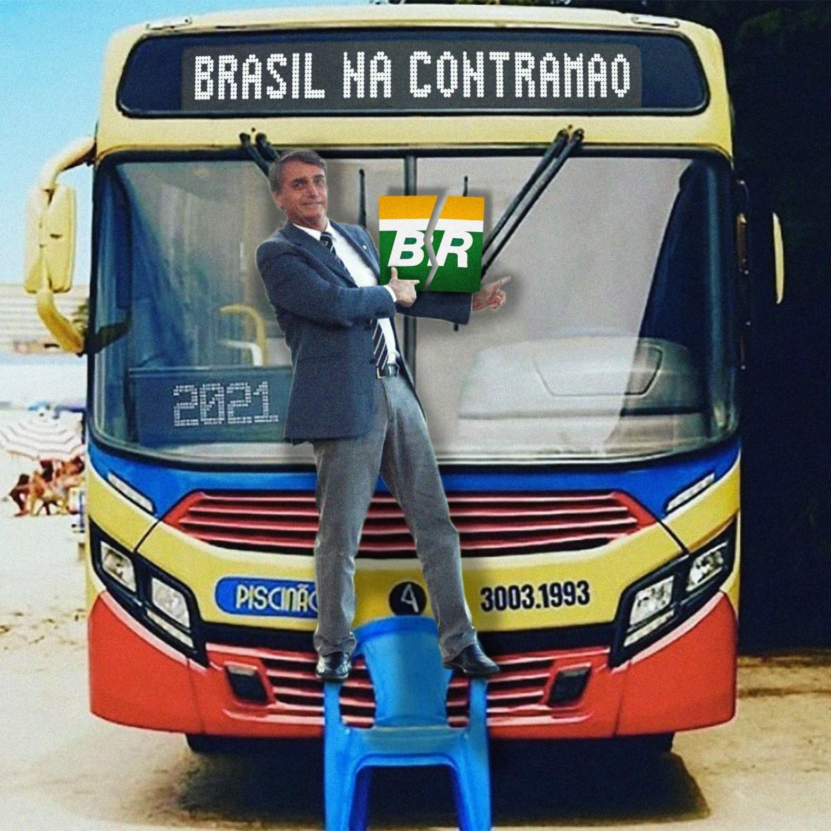 Bolsonaro Anitta GNV