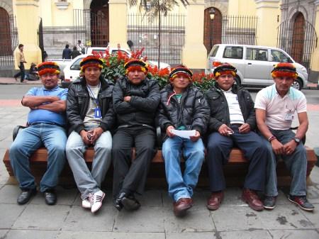 feconaco Incidencia lima 2012 apus