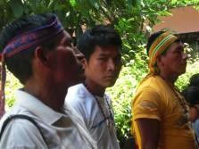 feconat asamblea 2012 joven kichwa