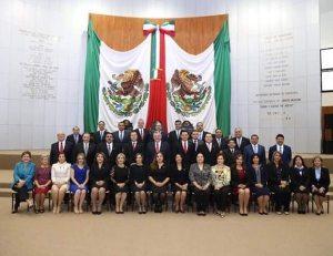 16 mujeres diputadas