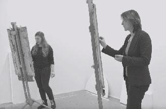 Katherine Grainger and Elena Saldana-Quintans