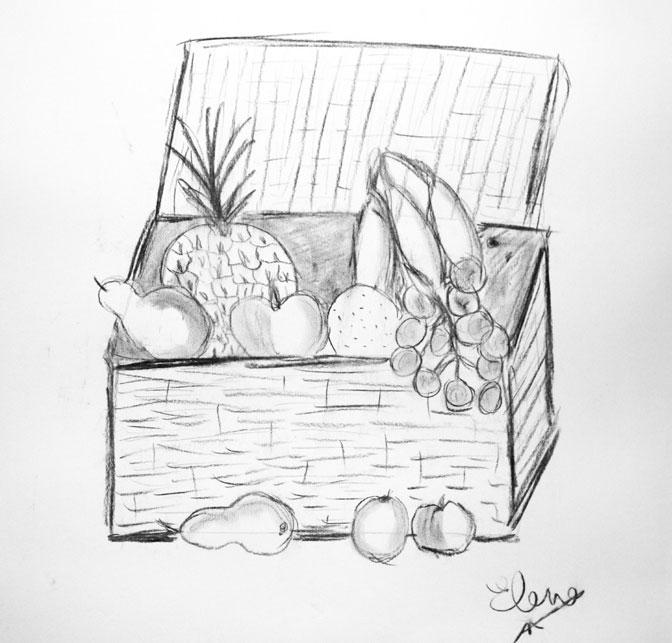 Elena's artwork