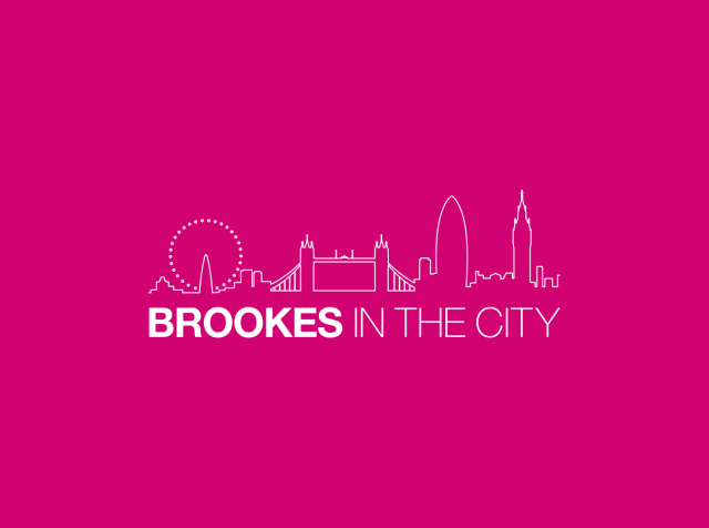 Brookes in the City logo