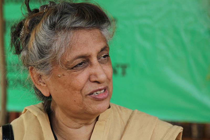 Yasmeen Lari '63, Pakistan's first woman architect