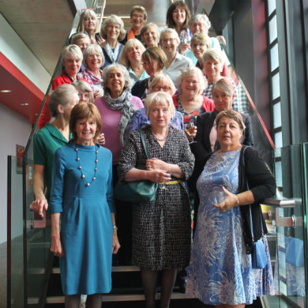 Occupational Therapy, Class of 1971